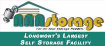AAA Self Storage - Longmont