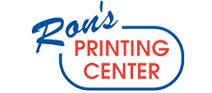 Ron's Printing